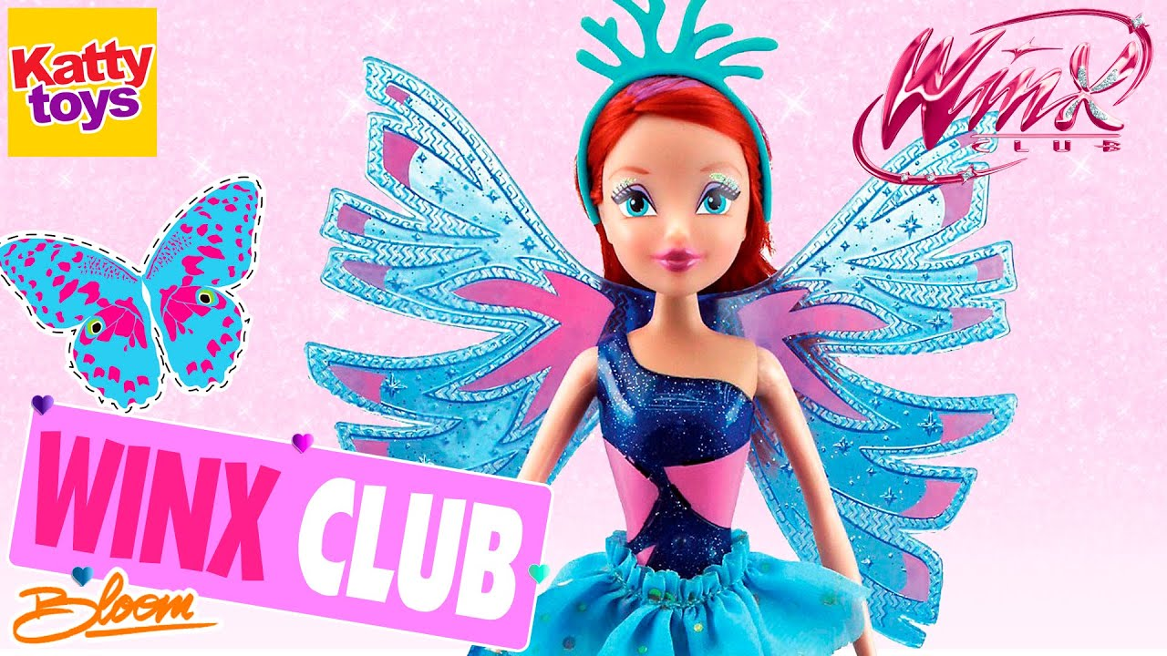 В бабаду вы можете купить игрушки winx по низкой цене!. В нашем интернет-магазине найдутся самые красивые куклы-феи винкс: флора, блум,
