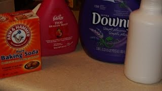 Make Your Own Homemade Febreze