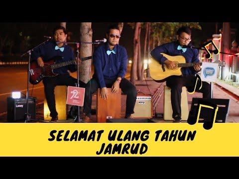 JAMRUD SELAMAT ULANG TAHUN COVER BY PRINCELAND