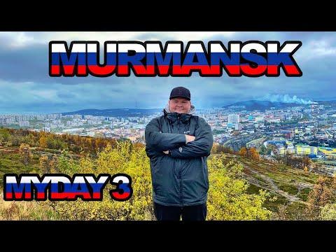 MURMANSK, VENÄJÄ | MYDAY3