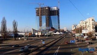 Обзор Шулявки - Шулявка - район Киева видео(, 2015-01-15T12:49:57.000Z)