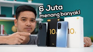 TERLALU WORTH IT! Review Xiaomi Mi10T dan Mi10T Pro Indonesia