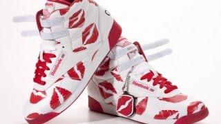 распаковка - женские кроссовки