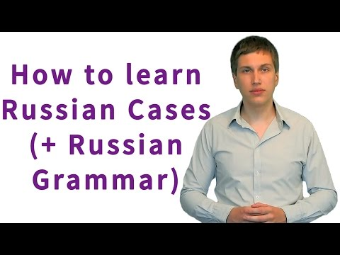 How to learn Russian cases (and grammar)