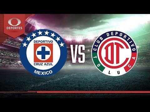 Previo Cruz Azul vs Toluca | Apertura 2018 - Jornada 6 | Televisa Deportes