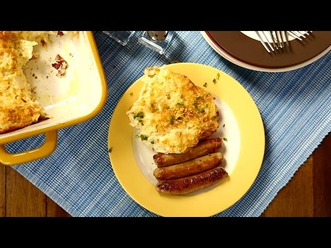 How to Make Cheesy Hash Browns | Brunch Recipes | Allrecipes.com