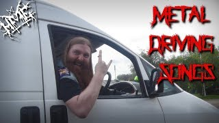 Our Top Metal Driving Songs