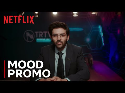 Dhamaka | Mood Promo | Kartik Aaryan | Ram Madhvani | Netflix India