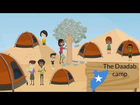 Aid for Dadaab Refugees Travelling back to Somalia