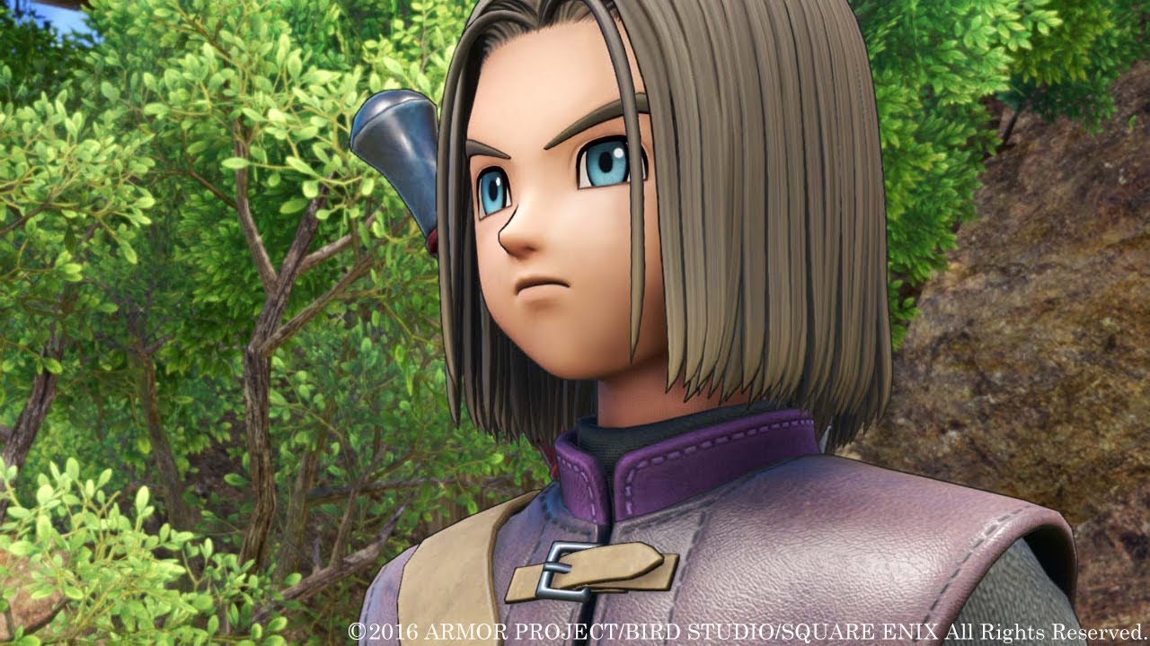 Square Enix Shows New Dragon Quest XI Gameplay, Announces DQX Japanese Release Date