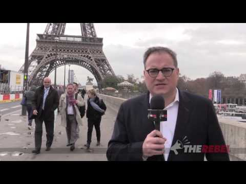 Ezra Levant in Paris: Visit France while you still can