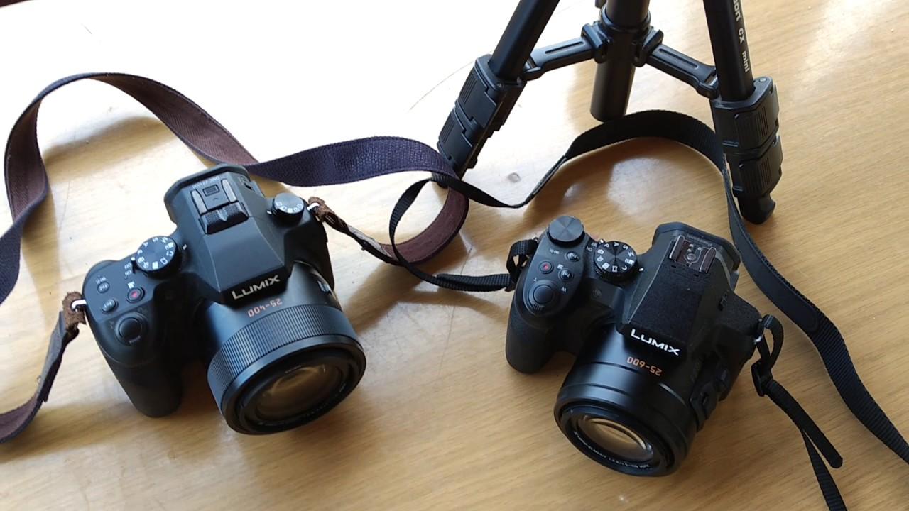 intro panasonic lumix dmc fz300 vs dmc fz1000 gute bridgekamera