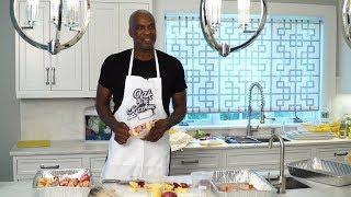 Oak in the Kitchen starring Charles Oakley!