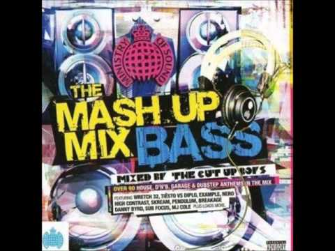 In The Air ( Blame Remix ) & Watch The Sun Come Up - TV Rock & Example Ft Rudy
