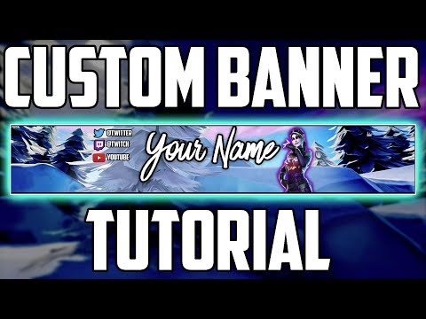 how-to-make-a-fortnite-banner-free-|-how-to-make-a-youtube-banner-without-photoshop!(pixlr-tutorial)