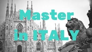 Образование в Италии МАГИСТРАТУРА ДИЗАЙН (ОТВЕТЫ НА ВОПРОСЫ)