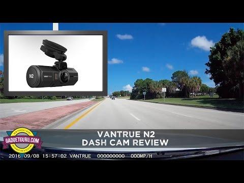 Dash Cam Review - Vantrue N2 - Front And Rear Car Video Camera