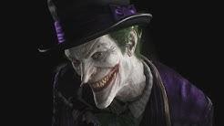 The Joker Saga - All The Joker Scenes from Batman Arkham Asylum, Arkham City, Arkham Knight