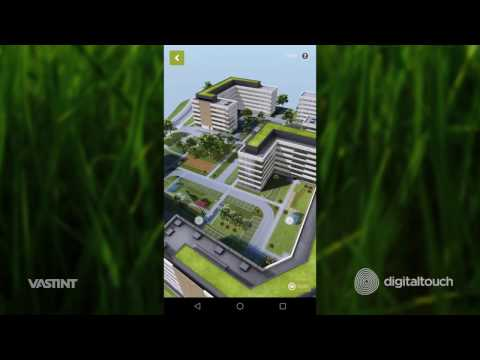 Business Garden Poznań Mobile App
