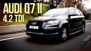 Audi Q7 4.2 tdi 150 тыс.км - очередной шлак или исключение?