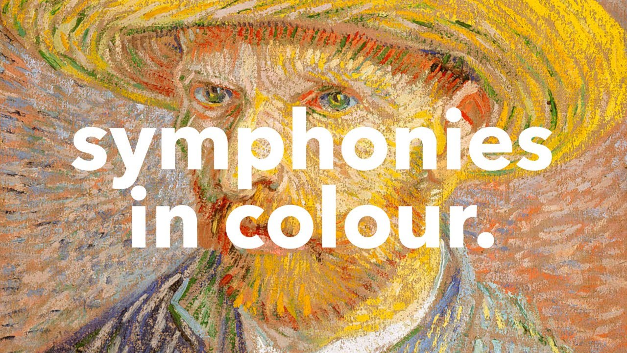 Van Gogh and Music - Symphonies in Colour
