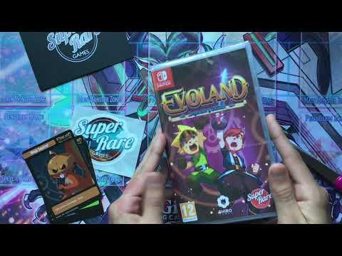 Super Rare Games #22 Evoland Legendary Edition - Skysurfer Gaming(12+) |