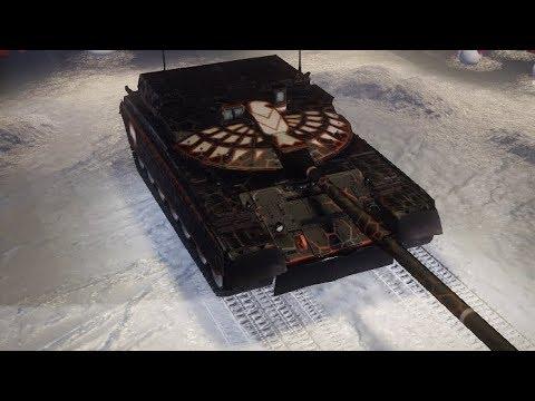 Armored Warfare как я получил объект 640
