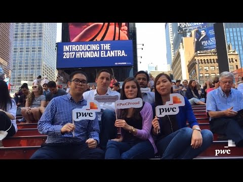 PwC New York City team is #AuditorProud