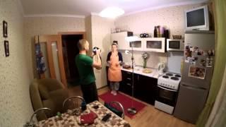 Как снимаются кулинарные видео. Бэкстейдж
