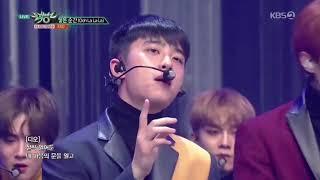 도경수 디오 2018.11.02 생방송 뮤직뱅크 닿은 순간 편집 영상