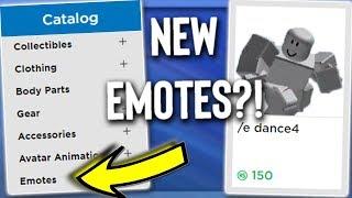 Roblox erstellt neue /e Emotes