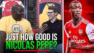 Just How Good Is Nicolas Pépé? l Get French Football News Gives The Lowdown