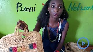Mombasa designer turns trash and outgrown clothes into money