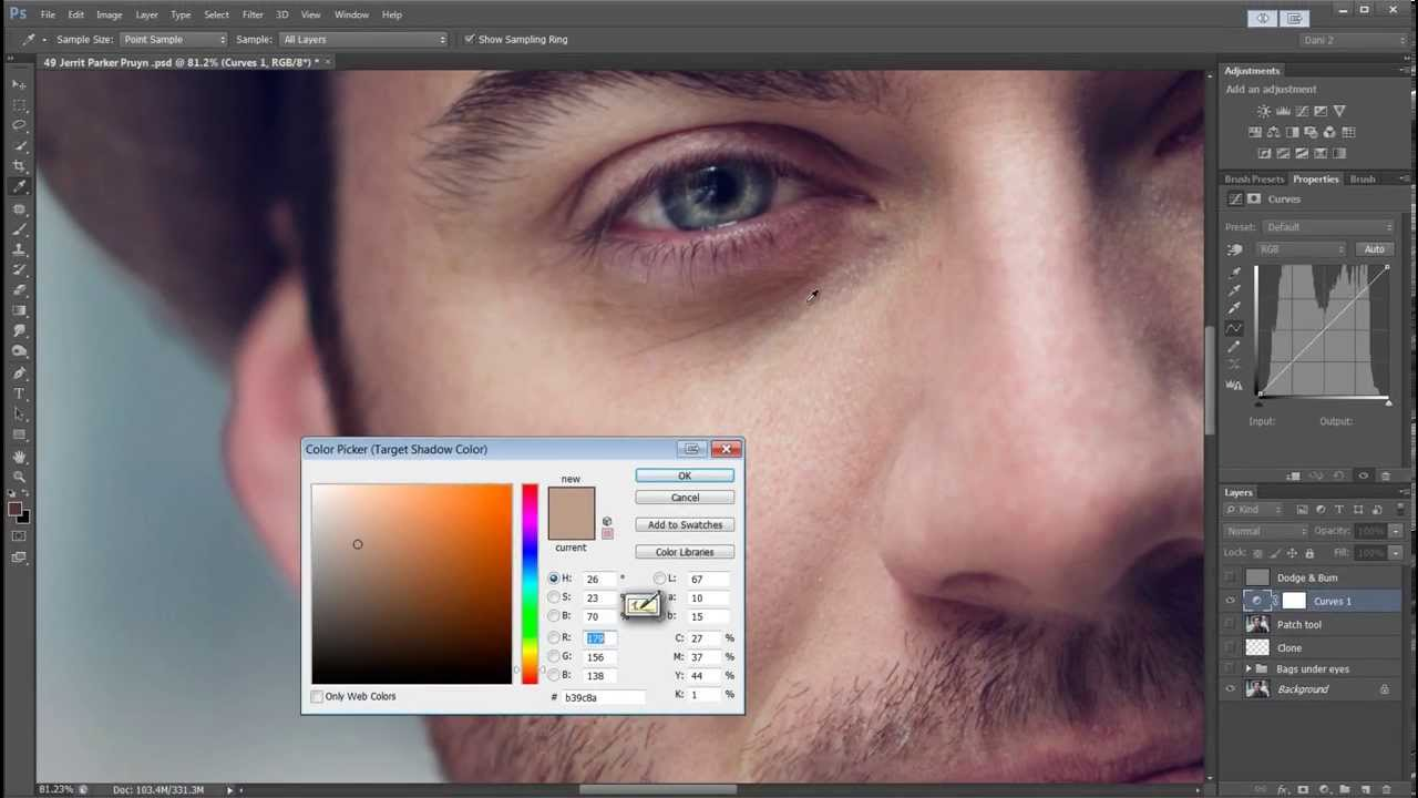 A Complete Guide to Retouching Portraits in Photoshop for