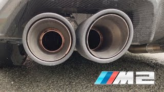 BMW M2 Coupe - Remus Exhaust