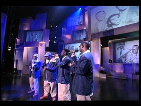 Boyz II Men singing