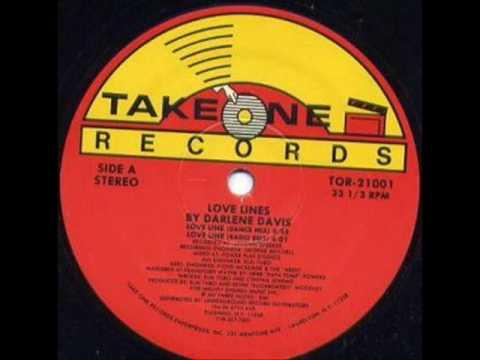 Darlene Davis - Loveline ['12' Inch Dance Mix]