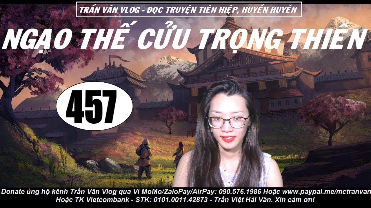 NTCTT 457 - Mộc Thiên Lan Khởi Sự | Nghe Đọc Truyện Tiên Hiệp Giải Trí Đỡ Sầu