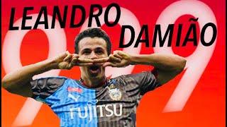 【Welcome to Kawasaki】レアンドロ・ダミアン Leandro Damião #9  川崎フロンターレ Kawasaki Frontale