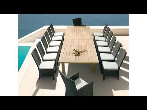 Modern Casual Porch and Patio Dining Table Ideas