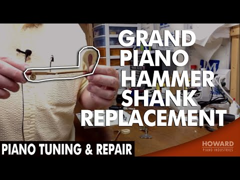 Punching Lifter Piano Repair Tool For leveling keys