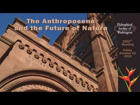 PSW 2352 The Anthropocene and the Future of Nature