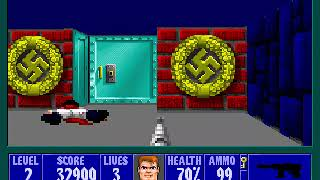 Wolfenstein 3D Part 21