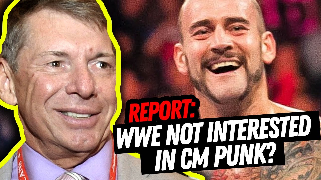 WWE Had No Interest In CM Punk? Former Champ Returning To WWE? Pro Wrestling News