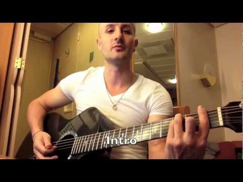 Pusong Bato TUTORIAL no capo - YouTube