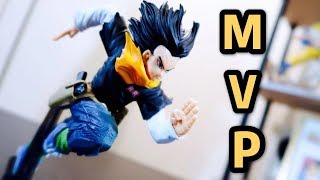 MIR MVP! BWFC Android 17 by VAROQ Unboxing review- Dragon Ball figures
