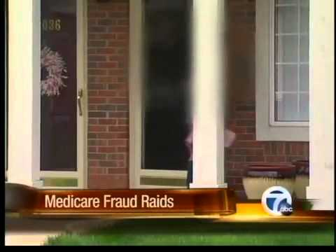 Medicare Fraud Raids