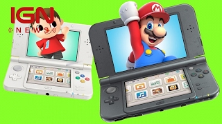 Nintendo Will Continue to Support 3DS in 2018 - IGN News