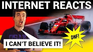The Internet's Best Reactions To The 2018 F1 German Grand Prix