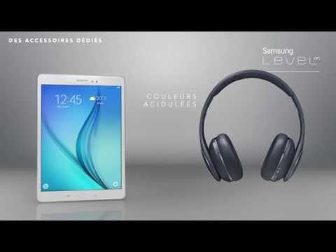 Samsung Galaxy Tab A Commercial (Fr) [HD]
